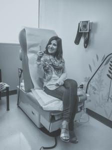 Mi primera consulta con el obstetra